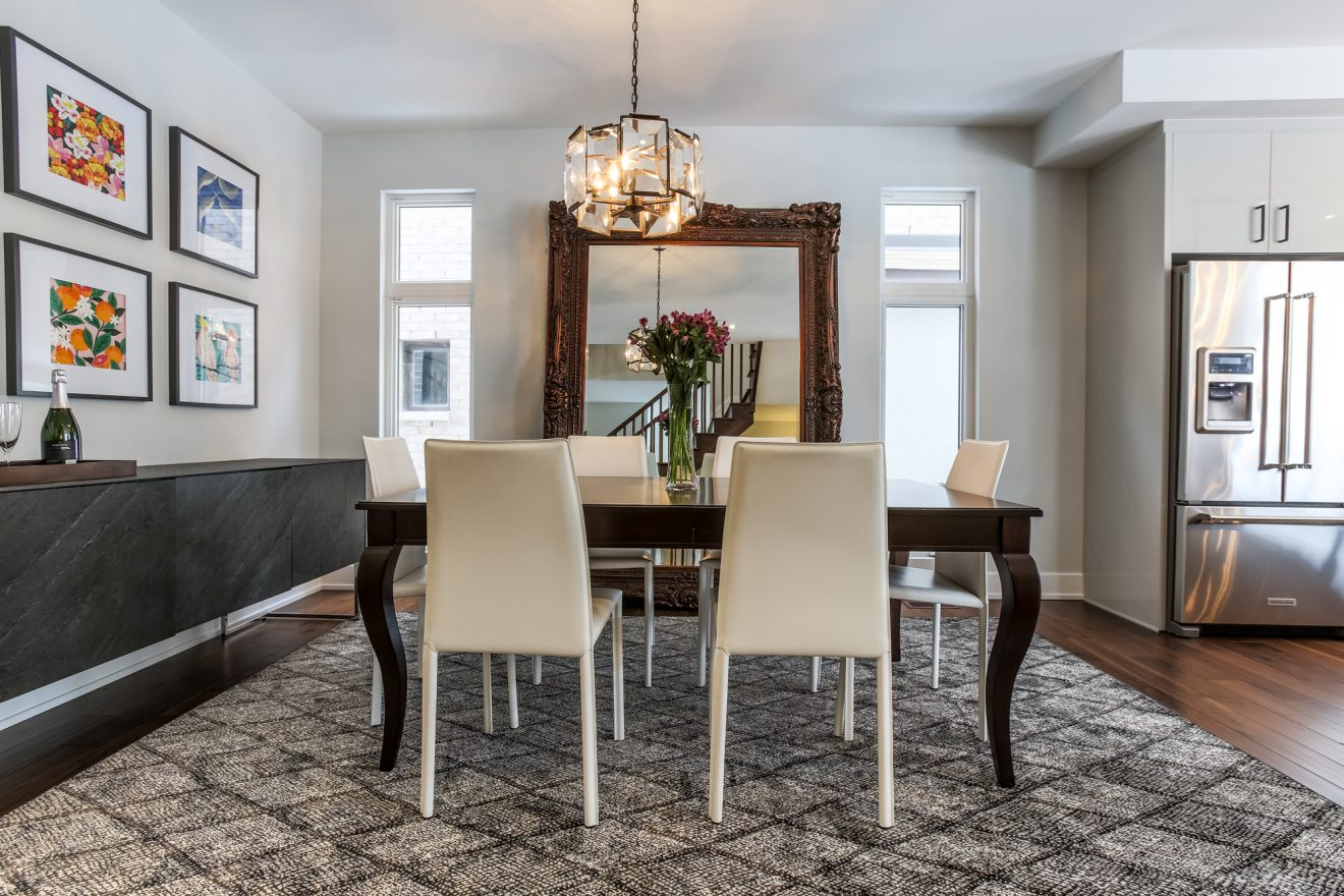 The Greyson - Interior - Dining Room - 214 Madhu Crescent