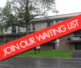 blossom apartments waiting list