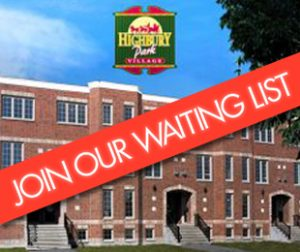 highbury park barrhaven waiting list