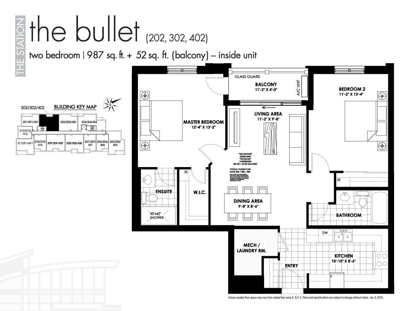 station residential floorplan bullet