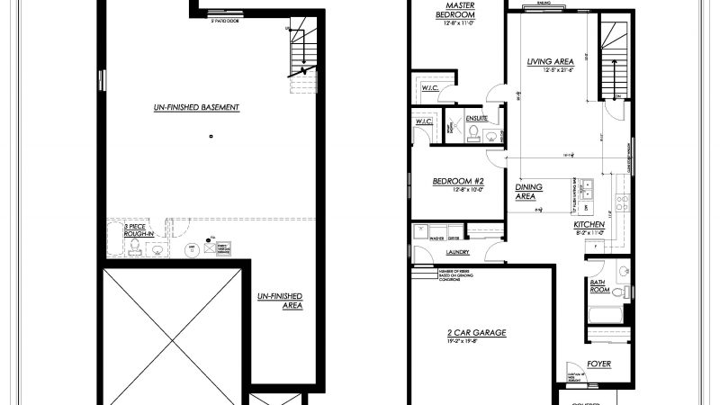 winfrey visionary series floorplan lot 54