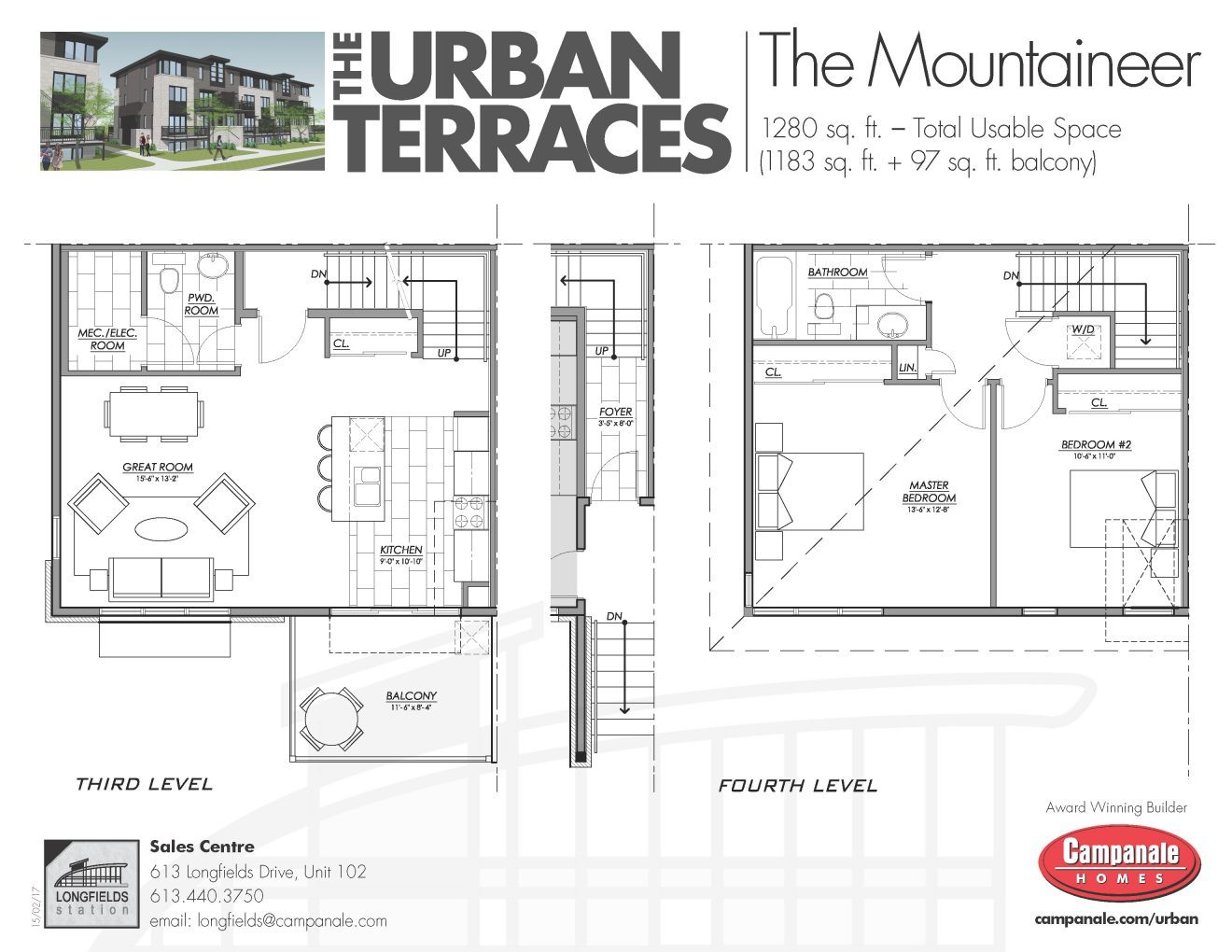 Mountaineer_Floorplan_Urban_Terrace_Campanale Homes