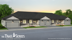 New attached bungalow homes ottawa region