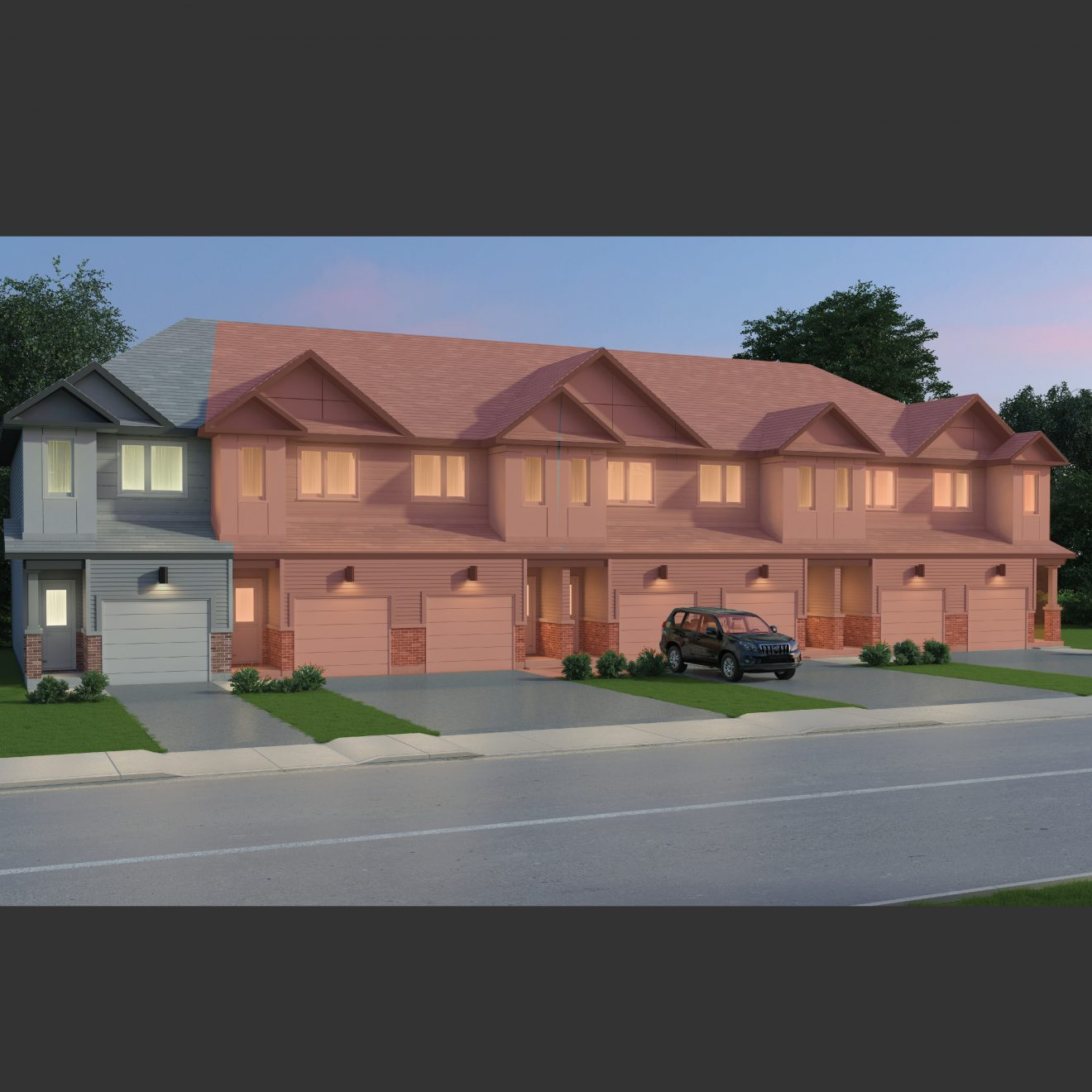 end unit townhome arnprior ottawa