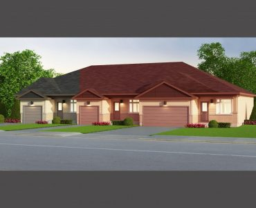 end unit attached bungalow arnprior