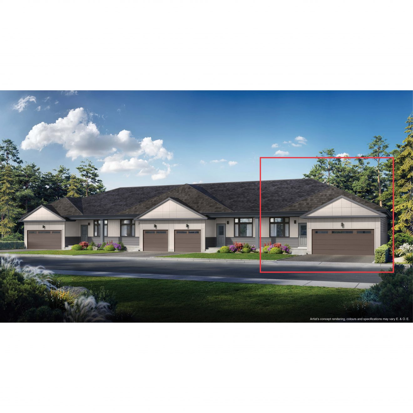 New Bungalow 3 - 3333